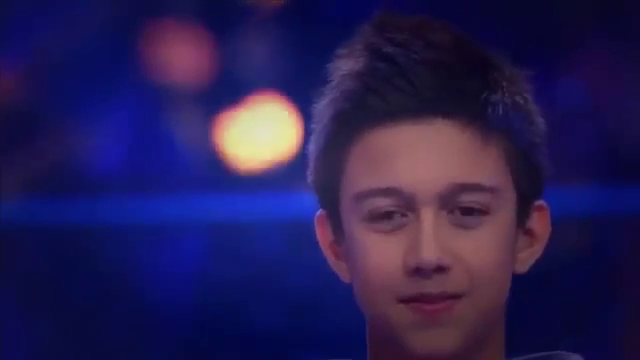 Proudly Pinoy Lukas Janisch Won The Battle Round Of The Voice Kid
