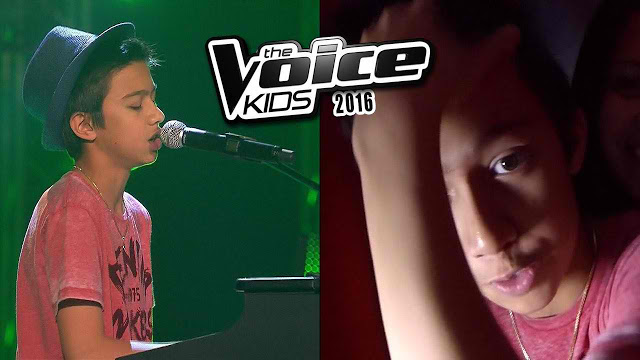 Proudly Pinoy Austro Filipino Lukas Janisch Wows At The Voice Kids